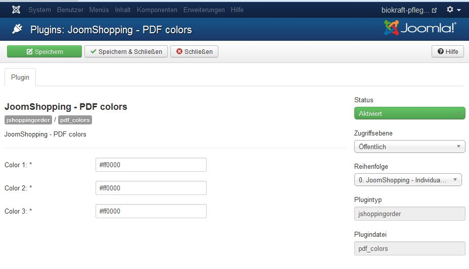 joomshopping forum configuration pdf rechnung. Black Bedroom Furniture Sets. Home Design Ideas